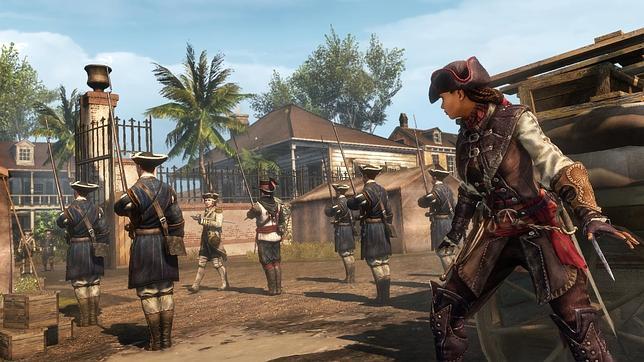 «Assassins Creed: Liberation HD»: De La PS Vita A Las