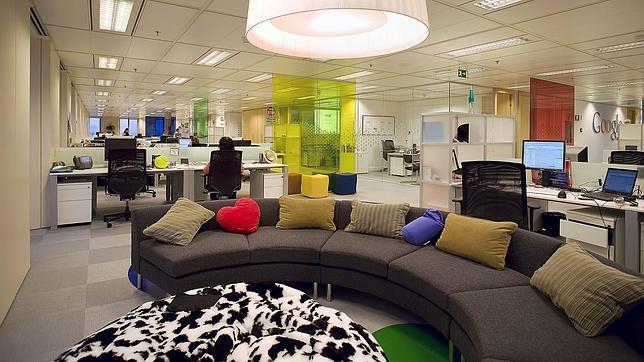 oficinas de google en espaa