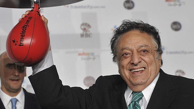Muere el mexicano José Sulaimán, presidente del Consejo Mundial de Boxeo