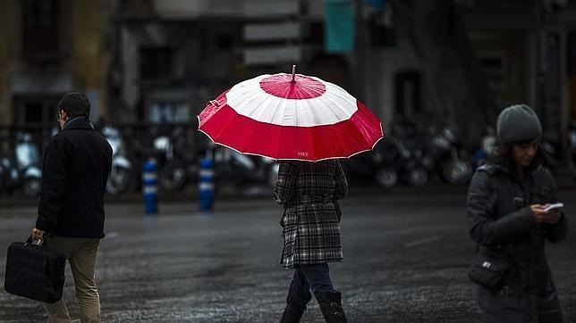 La lluvia, la nieve y el frío, serán los protagonistas del tiempo este fin de semana