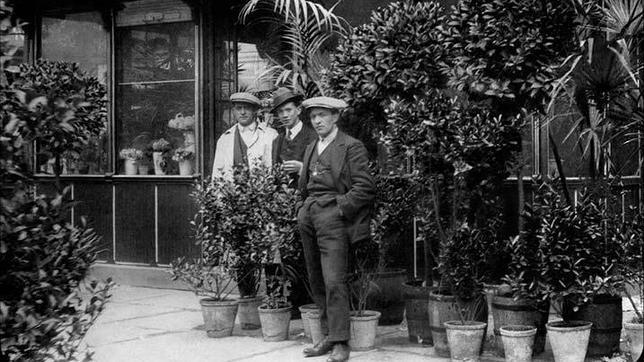 El puesto de flores que pertenecía a la familia Martín desde 1889