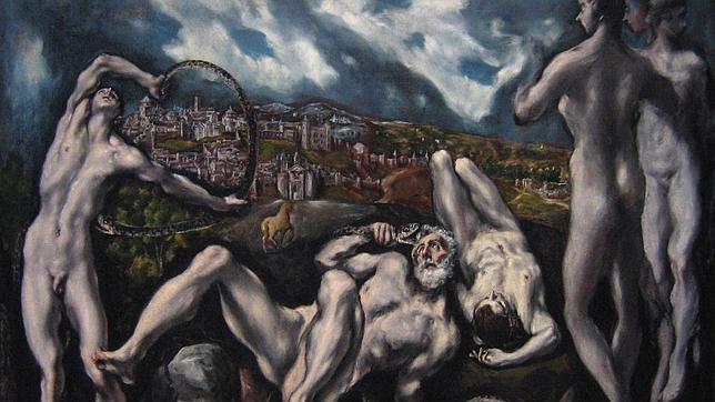 El «Laooconte», de El Greco