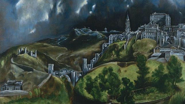 «Vista de Toledo», propiedad del Metropolitan, de El Greco