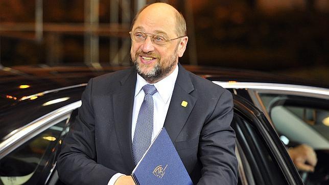 Elecciones europeas 2014: Martin Schulz, el candidato de los socialistas europeos a presidir la Comisión