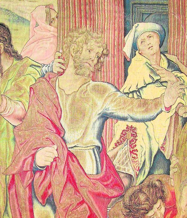 Cultura debate la salida de España de un tapiz que perteneció a Enrique VIII