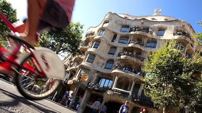 La Pedrera, otra obra imponente de Antonio Gaudí
