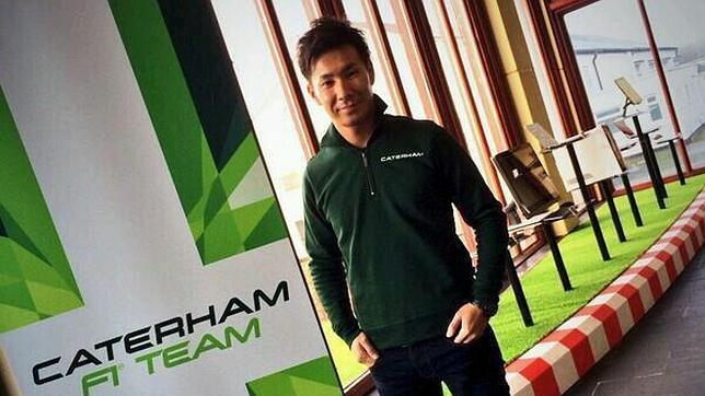 Kobayashi y Ericsson, pilotos de Caterham