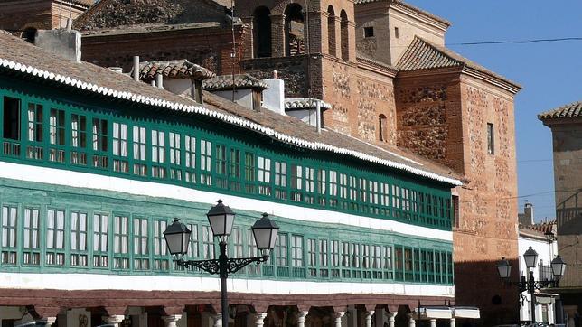 Almagro está declarado Conjunto Histórico Artístico