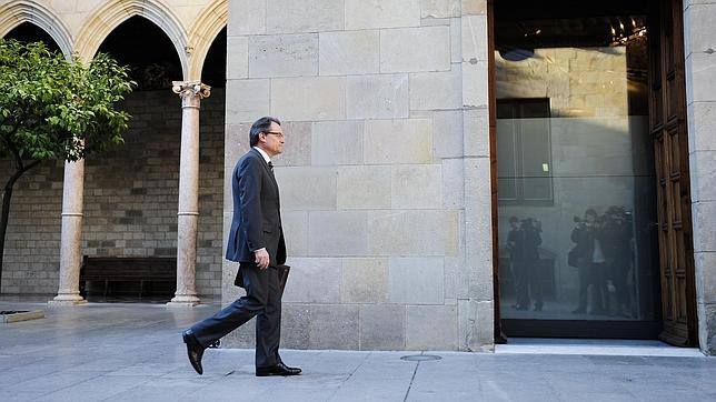 La consulta imposible de Artur Mas