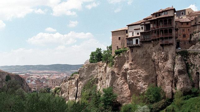 Las Casas Colgadas son el símbolo indiscutible de Cuenca