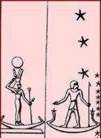 Las Tres Marías, las estrellas alineadas con las pirámides de Egipto