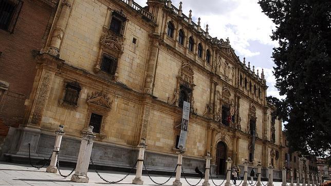 La Universidad de Alcalá de Henares, en su edificio clásico del centro de la ciudad