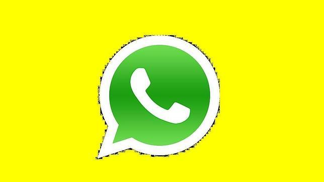 Imagen amarilla en WhatsApp, ¿protesta o fraude?