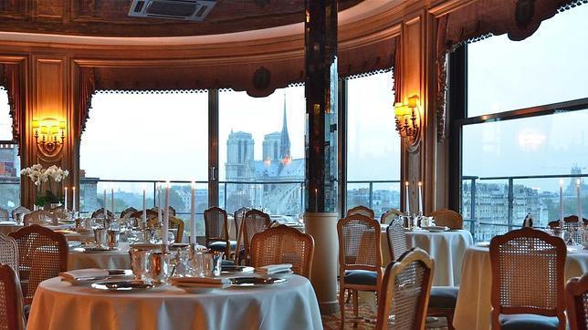 Los restaurantes m s rom nticos del mundo - Hoteles mas romanticos de espana ...