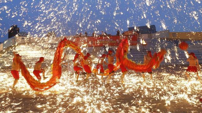 Barcelona acogerá este sábado una gran celebración del Año Nuevo Chino