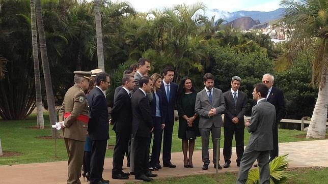 Don Felipe: «Canarias sigue siendo una tierra de oportunidades»