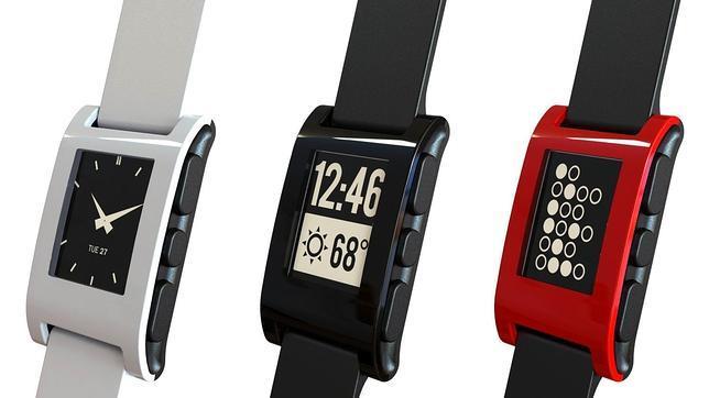 Pebble, el mejor «smartwatch» del mercado