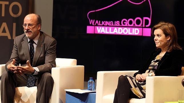 Valladolid establecerá rutas urbanas para fomentar una vida sana