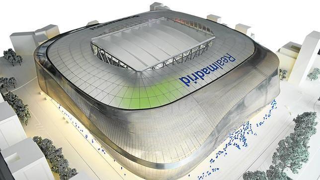 El nuevo Santiago Bernabéu, cifra a cifra