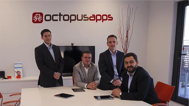 Octopus ofrece «apps» a las pymes desde 9 euros al mes