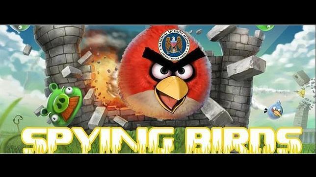 «Hackean» la página web de «Angry Birds»