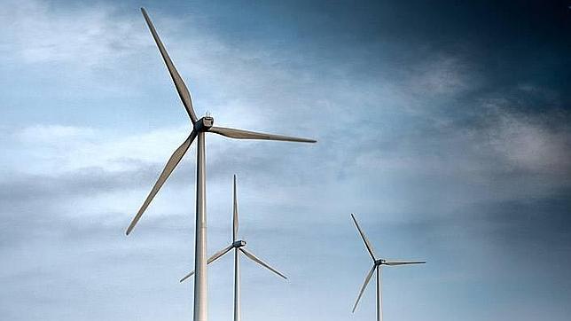 La elevada generación de energía eólica podría frenar la subida de la luz