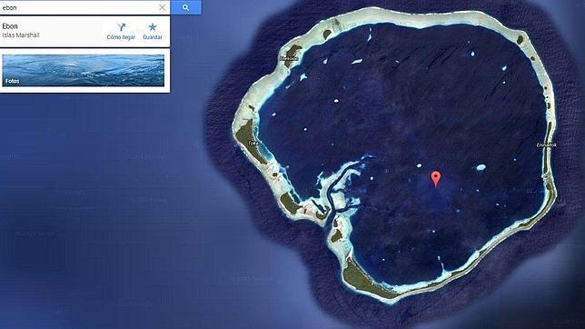 Un náufrago llega a las islas Marshall tras 16 meses a la deriva