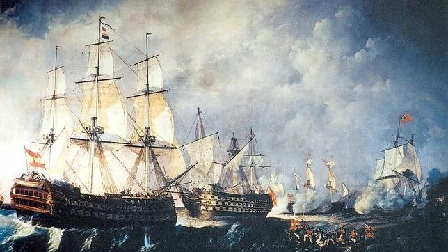 Cabo Espartel, la extraña batalla sin vencedor entre la Armada española y la Royal Navy