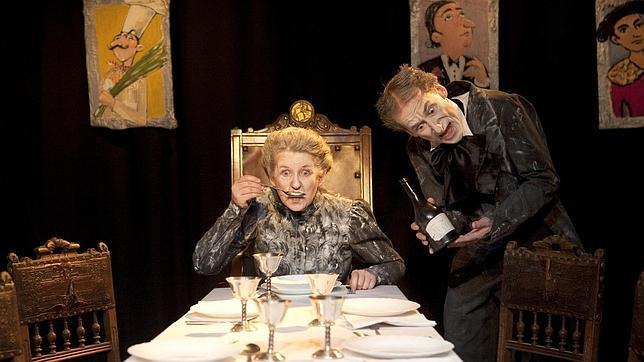 «Dinner for one», el Guinness de las risas