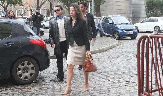 Escapada a Nueva York y «reboda» para la juez de los ERE, Mercedes Alaya
