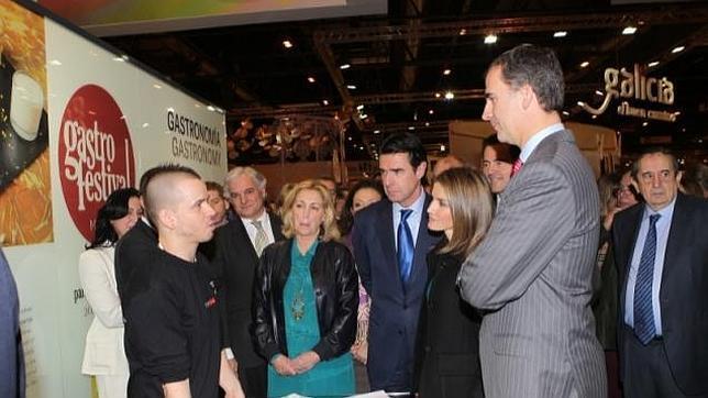 El Príncipe invitó a cenar a Doña Letizia en DiverXO para celebrar su cumpleaños