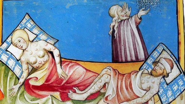 La peste negra alteró el sistema inmune de los europeos