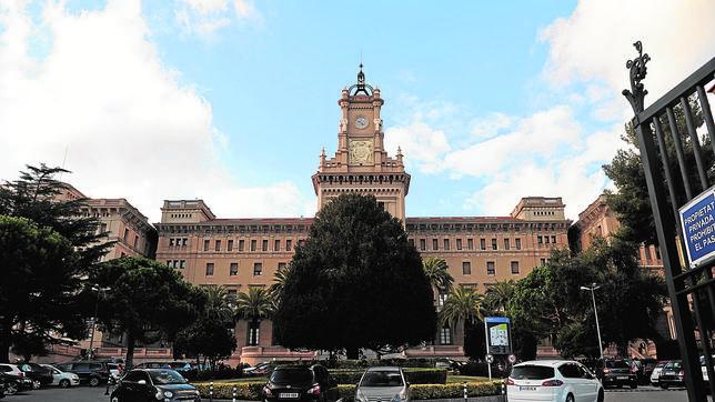 La Escuela Pía de Sarrià es uno de los centros afectados