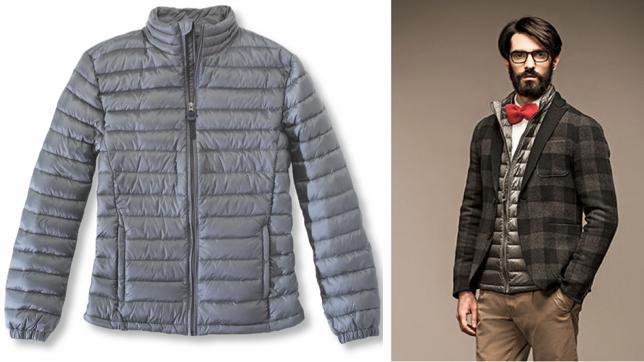 Llevar ropa de abrigo en ingles