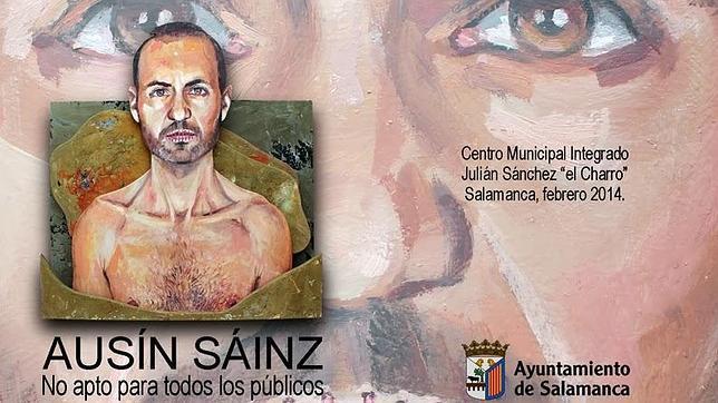 Cancelan en Salamanca una muestra por incluir «imágenes inadecuadas» sobre Rajoy y Doña Cristina