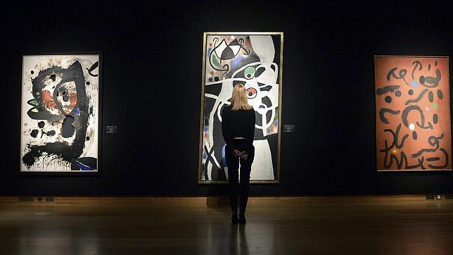El viaje de las obras de Miró incumplía la normativa lusa, según Patrimonio