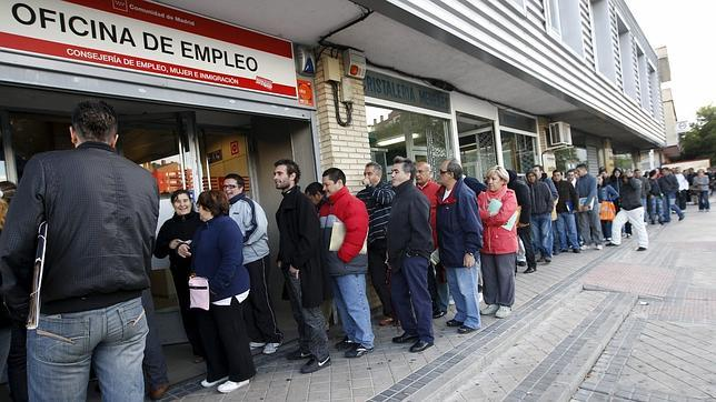El gasto en prestaciones por desempleo en diciembre fue el for Oficina internacional de destino correos