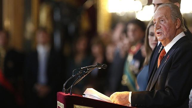 El Rey: «Hay motivos para el optimismo»