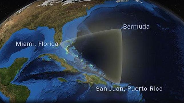 El Triángulo de las Bermudas, no más desapariciones de lo normal