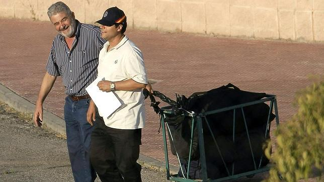 Ordenan el ingreso inmediato en prisión del «narco» Laureano Oubiña