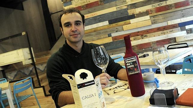 «Katamanía»: emprender y jugar se conjugan con vino