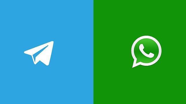 ¿Existe Rivalidad entre WhatsApp y Telegram? ROUND 1