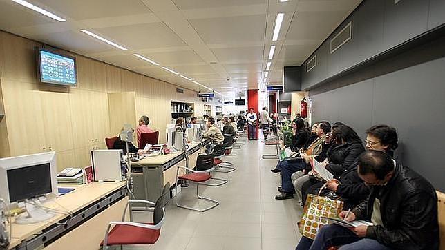 C mo cobrar el paro o la pensi n en espa a cuando se ha for Oficinas western union barcelona