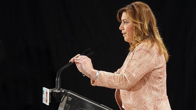 La dulce madurez de la presidenta andaluza