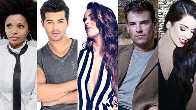 Eurovisión 2014: Así son las cinco canciones que optan a representar a España