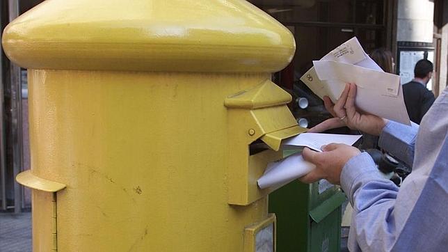 Menos cartas para los mismos buzones - Buzones de correos madrid ...