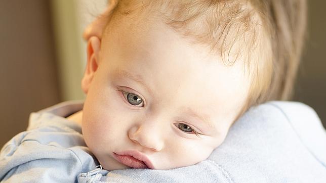Cuando tiene fiebre un bebe de 4 meses