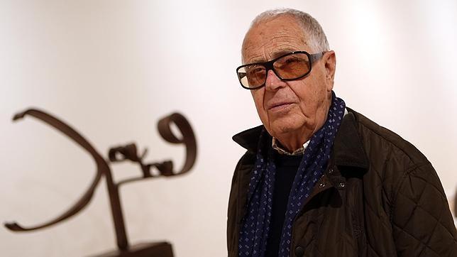 Martín Chirino, académico de Honor de Bellas Artes