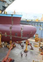 Así es el barco más grande del mundo