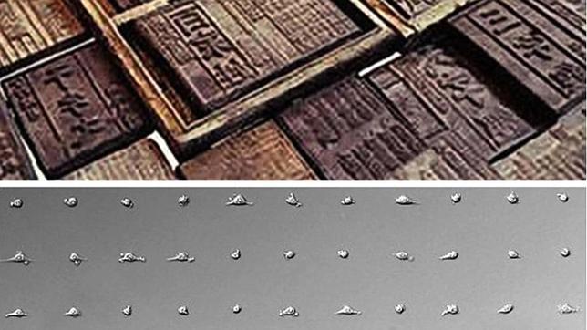 Una impresora «fabrica» células vivas y funcionales